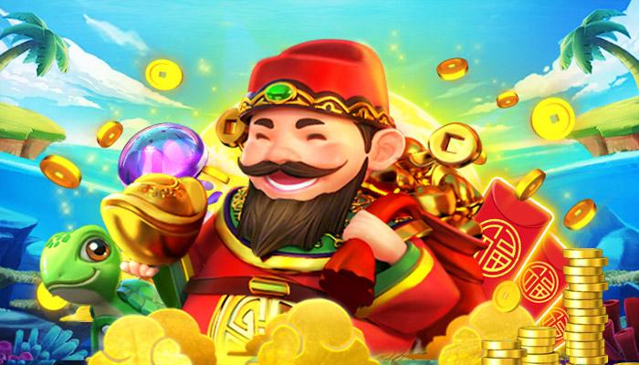 Cai Shen Fishing Slot JDB Gaming